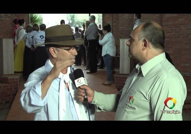 Festa Nacional do Churrasco - Entrevista com os Deputados Santini e Busato