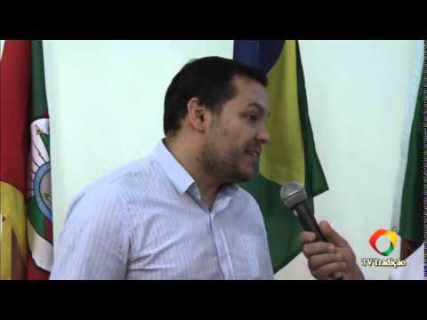 Entrevista com Presidente da comissão executiva da 45ª Ciranda Cultural de Prendas do Rio Grande do