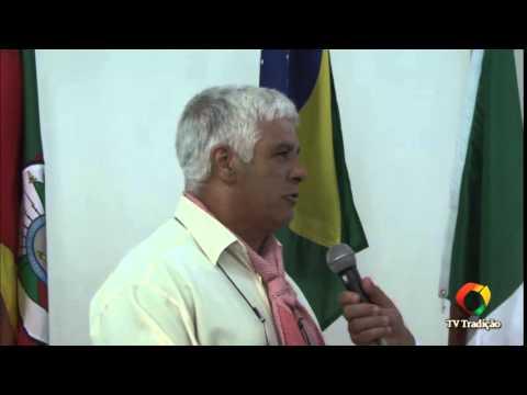 Entrevista com Vice-Coordenador da 6ªRT - 45ª Ciranda Cultural de Prendas do Rio Grande do Sul