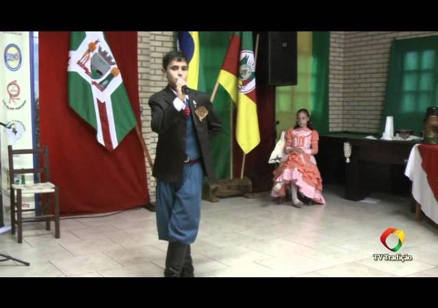 27º Entrevero - Guilherme Suzin - 25ªRT - Artística - Piá