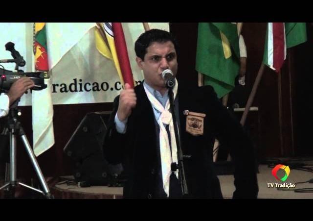 27º Entrevero - Renan Bezerra Marques - 1ªRT - Artística