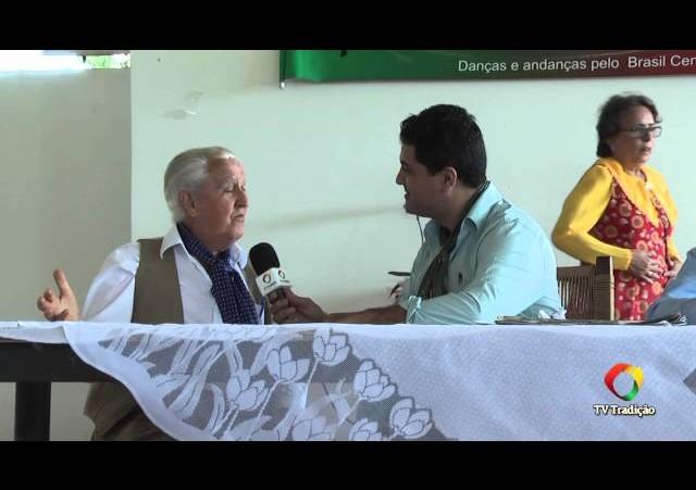 13º Congresso da FTG-PC - Entrevista  Francisco Padilha