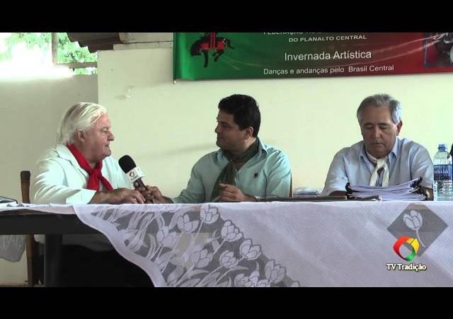 13º Congresso da FTG-PC - Entrevista  Dorvilio Calderan e Getúlio Taborda