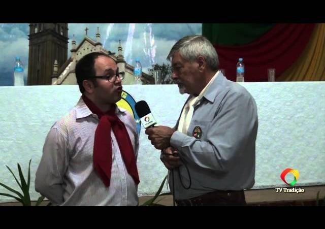 27º Entrevero - Entrevista com o Prefeito de Marau: Sr Josué Longo