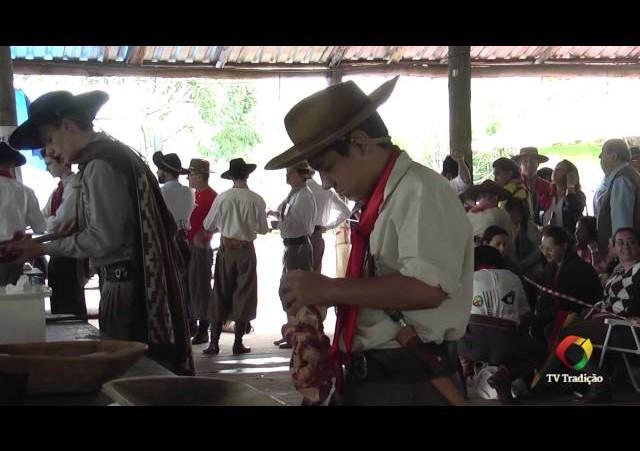 27º Entrevero - Guilherme de O. Ochoa - 22ªRT - Guri - Campeira