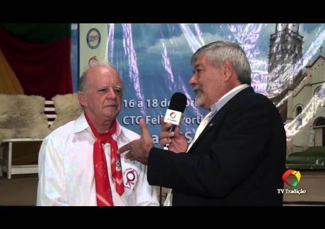 27º Entrevero - Entrevista: Jovino Segala
