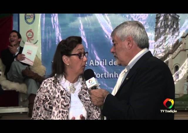 27º Entrevero - Entrevista: Gilda Galeazzi