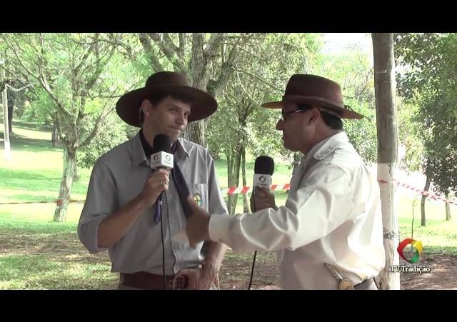 27º Entrevero - Entrevista: Ricardo Schuster