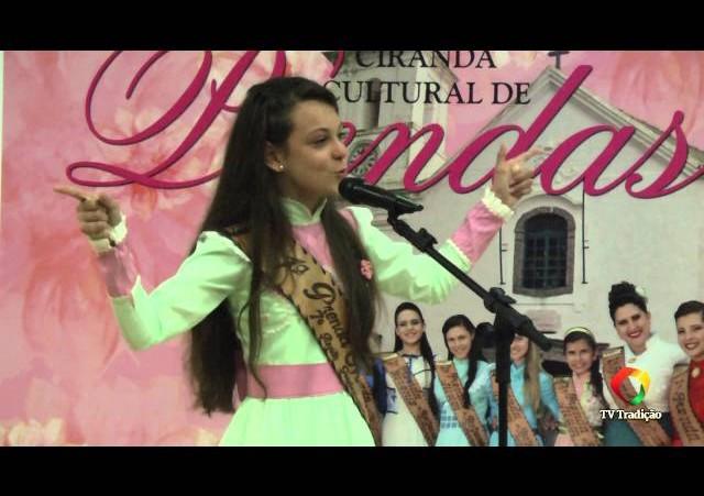 45ª Ciranda Cultural de Prendas - Gabriely Portela Ramos - 7ªRT