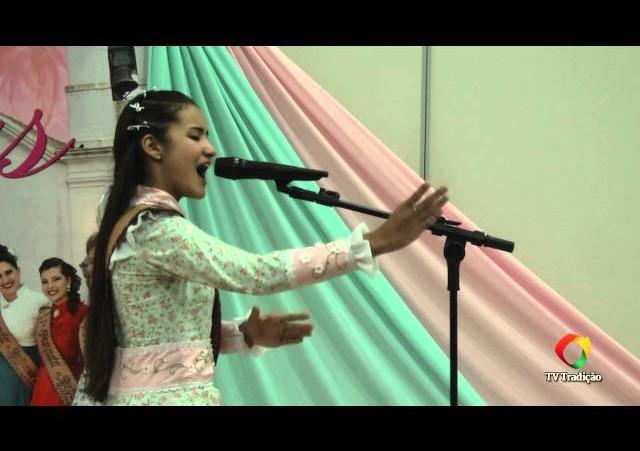 45ª Ciranda Cultural de Prendas - Yasmin de Castro Reinehr - 20ªRT - Artística - Mirim