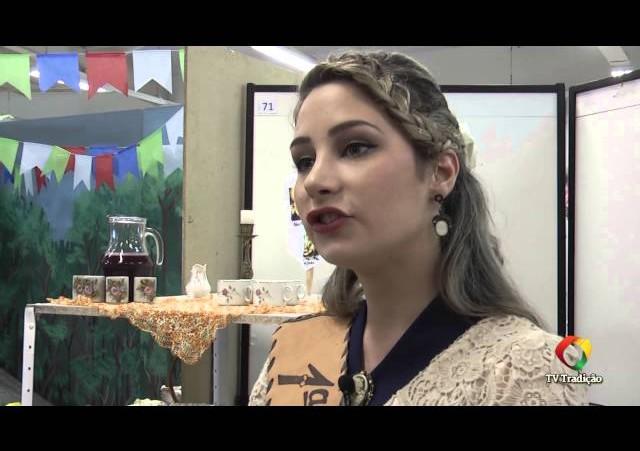 45ª Ciranda Cultural de Prendas - Marina Giolo - 7ª RT - Mostra - Adulta