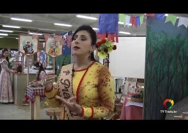 45ª Ciranda Cultural de Prendas - Aline Almeida de Souza - 8ª RT - Mostra - Adulta
