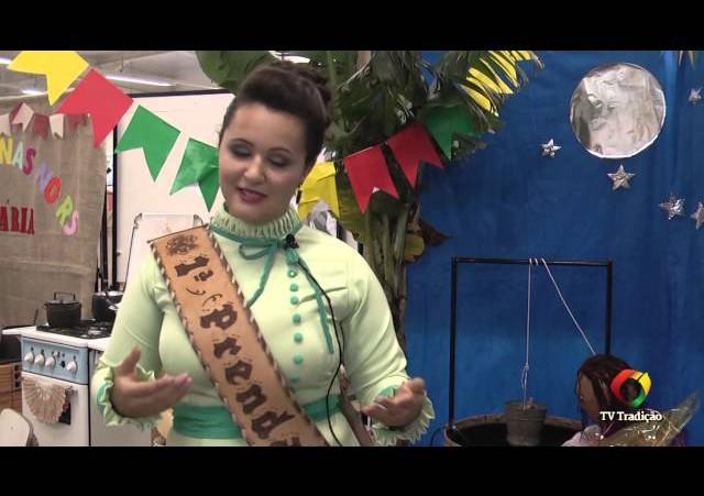 45ª Ciranda Cultural de Prendas - Diana Juciéli Ribeiro - 3ª RT - Mostra - Adulta