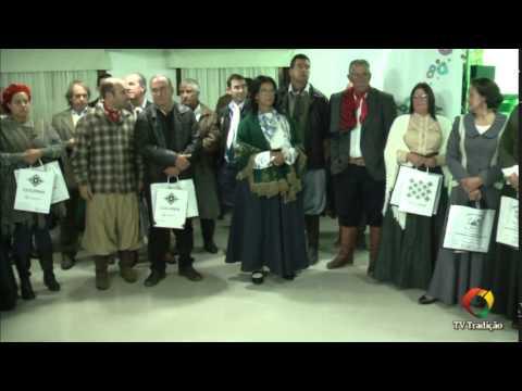 Lançamento do Acendimento da Chama Crioula 2015  Cerimonial