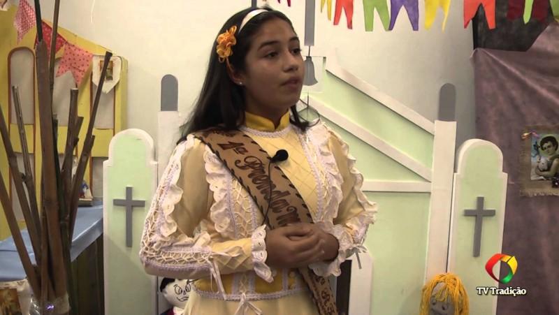 45ª Ciranda - Bruna Flores Campos - 13ªRT - Mirim - Mostra