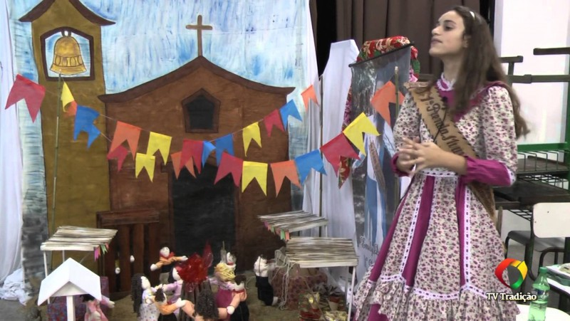 45ª Ciranda - Emily Dias Soares - 26ªRT - Mirim - Mostra