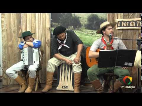 A Voz da Tradição 067 - Poncho Y Pampa