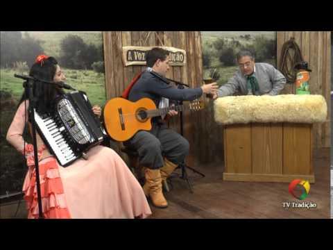 A Voz da Tradição 068 - Giuliano Teixeira & Ariani
