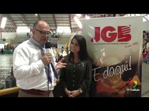 Entrevista: JGB - 1ª Inter-Regional do ENART 2015