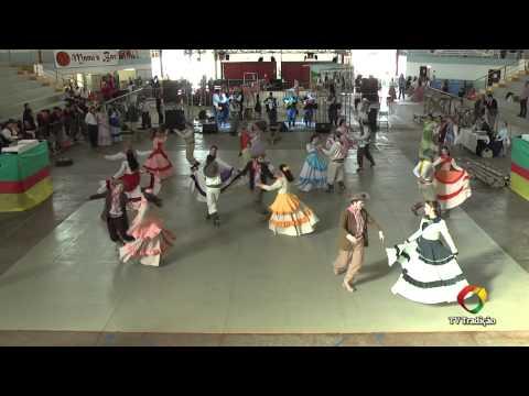 CTG Paisanos da Tradição -  1ª Inter-Regional do ENART 2015