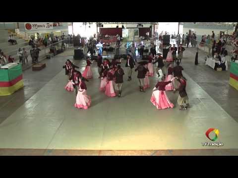 CTG Sentinela Farroupilha - 1ª Inter-Regional do ENART 2015