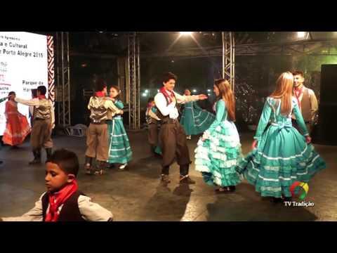 CTG Vaqueanos da Tradição - Mostra de Dança, Teatro e Circo - Festejos Farroupilhas 2015