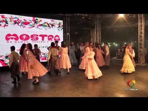 CTG Glaucus Saraiva - Mostra de Dança, Teatro e Circo - Festejos Farroupilhas 2015