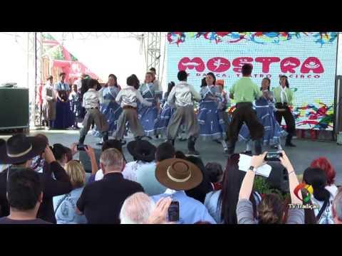 CTG Laço de Embira - Mostra de Dança, Teatro e Circo - Festejos Farroupilhas 2015