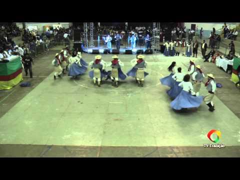 CTG Velha Cambona -  1ª Inter-Regional do ENART 2015