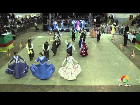 CTG Herdeiros da Tradição - 1ª Inter-Regional do ENART 2015