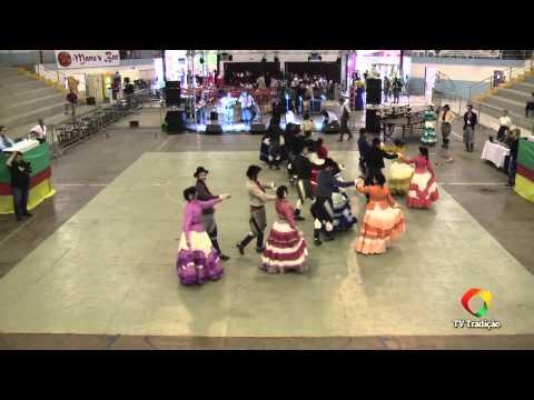 CTG Os Desgarrados - Domingo - 1ª Inter-Regional do ENART 2015
