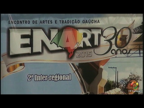 2ª Inter-regional do ENART 2015 - Venâncio Aires RS (27/09/2015)