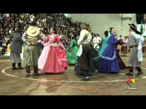 CTG Rodeio da Querência - 3ª Inter-Regional do ENART 2015 - Domingo
