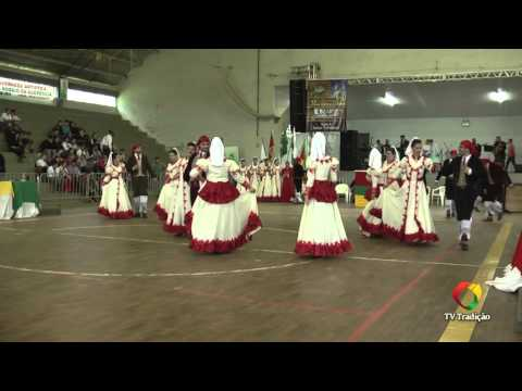 DTCE Marcas do Pampa - 3ª Inter-Regional do ENART 2015 - Domingo