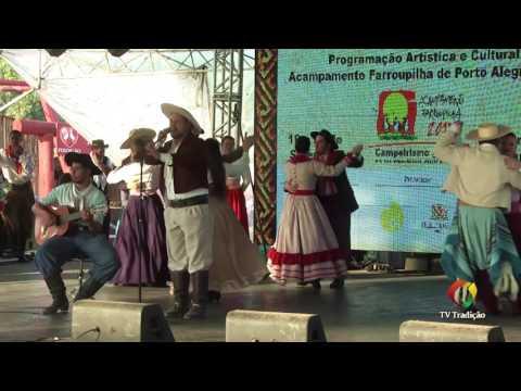 CTG Pealo de Estância - Mostra de Dança, Teatro e Circo - Festejos Farroupilhas 2015