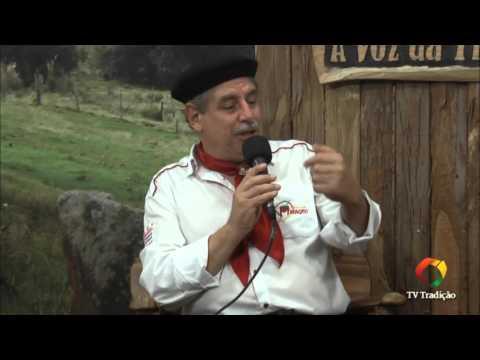 A VOZ DA TRADIÇÃO  081 -  Humorista Maragato