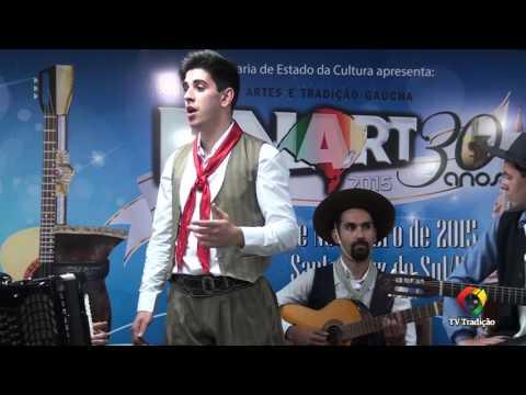 Igor Tadielo Cezar - ENART 2015 - Intérprete Solista Vocal Masculino