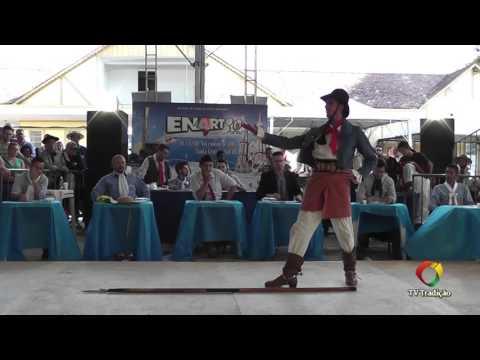 ENART 2015 - Erick Hoffann X  Gabriel Silva - Chula
