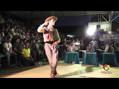 ENART 2015 - Leonardo Brizola X Clademir Santos - Chula - Semi-final