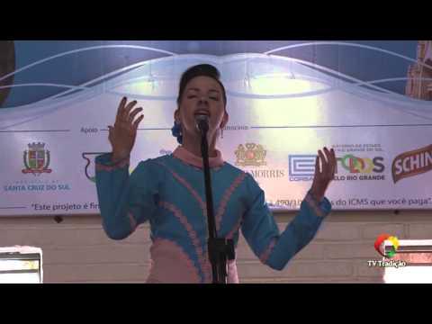 ENART 2015 - Veridiane da Rosa Gomes - Declamação Feminina
