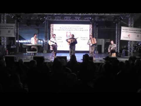 Show Lúcio Yanel e Quarteto Yangos - Festejos Farroupilhas 2015