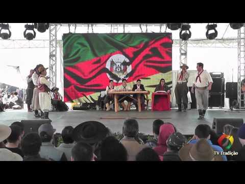 Festival de Chula - Festejos Farroupilhas 2015