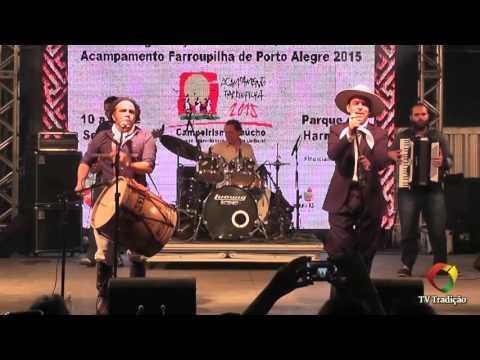 Show Os Fagundes - Festejos Farroupilhas 2015