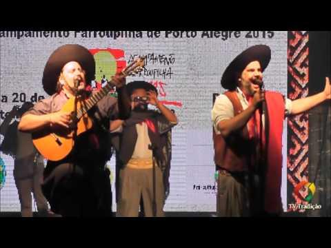 Show César Oliveira e Rogério Melo -  Festejos Farroupilhas de Porto Alegre 2015
