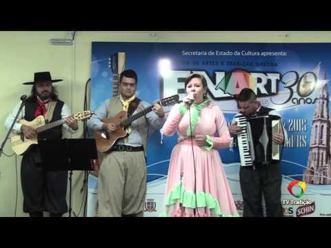 ENART 2015 - Alessandra Hoppen - Intérprete Solista Vocal Feminino