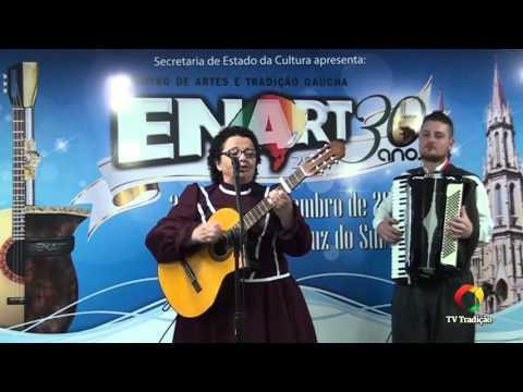 ENART 2015 - NeusaMaria Farias Braz - Intérprete Solista Vocal Feminino
