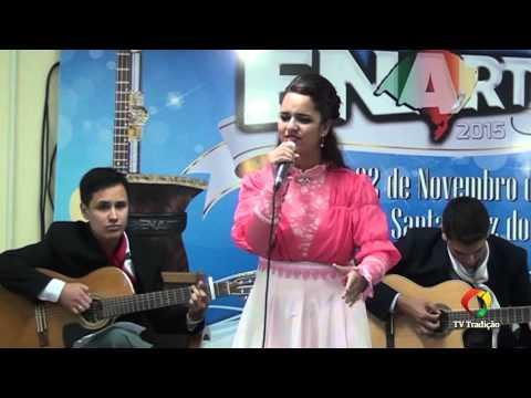 ENART 2015 - Andressa Costa da Luz - Intérprete Solista Vocal Feminino