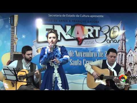 ENART 2015 - Virginia Martins de Mello - Intérprete Solista Vocal Feminino