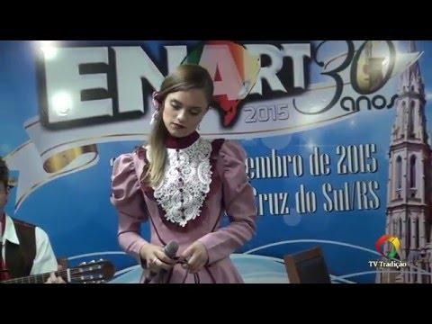 ENART 2015 - Pyetra Hermes Ferreira - Intérprete Solista Vocal Feminino