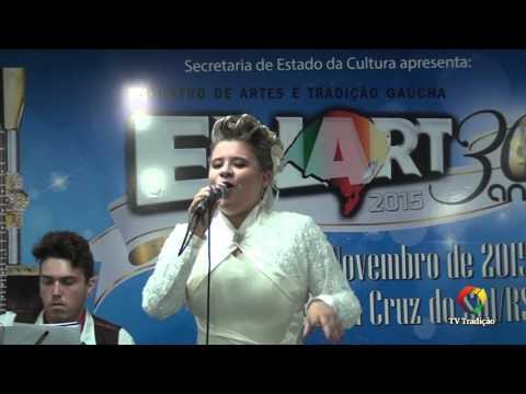 ENART 2015 - Thais Patrício Quinteiro - Intérprete Solista Vocal Feminino